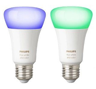 4er Pack Philips LED E27 Lampe 6W 2700K für 8,49€