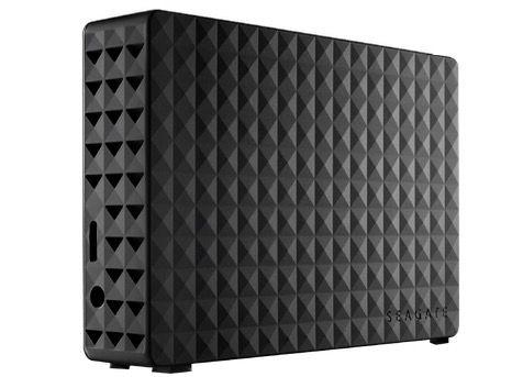 SEAGATE Desktop 8TB ext. 3,5 Festplatte für 106€ (statt 135€)