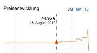 HP Deskjet 3638 All in One Drucker mit WLAN für 29,95€ (statt 45€)
