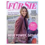 """12 Ausgaben """"Für Sie"""" für 43,20€ + 45€ Amazon-Gutschein"""