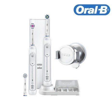 Oral B Genius 8900 Zahnbürste mit 2. Handstück für 109,95€ (statt 141€)