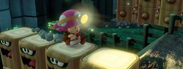 Captain Toad: Treasure Tracker (Switch) für 28,83€ (statt 34€)
