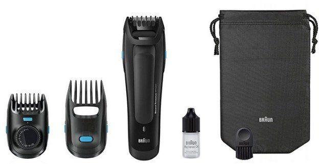 Braun BT5050 Bartschneider mit 25 Längeneinstellungen für 29,90€ (statt 45€)