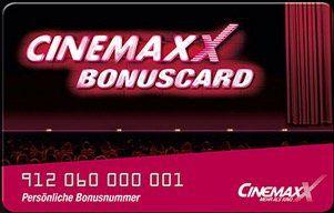 Kostenloses CinemaxX Bonusprogramm mit Kinoticket zum Geburtstag und Premium Reservierung