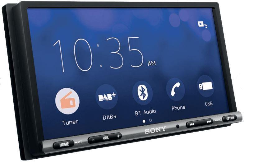 SONY XAV AX 3005 Autoradio 2 DIN (Doppel DIN), 55 Watt für 299€ (statt 350€)