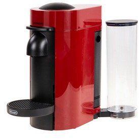 DeLonghi ENV 150.R Nespresso Vertuo Kaffeekapselmaschine Rot für 69,90€ (statt 89€)