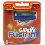Gillette Fusion Rasierklingen 8 Stück für 19,99€ (statt 23€)