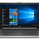 HP 15-db0320ng -15.6 Zoll Notebook mit AMD Ryzen 5 + 12 GB RAM, 1 TB HDD, 128 GB SSD für 499€ (statt 544€)