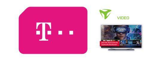 Vorbei! Telekom Allnet Flat von MD mit 10GB LTE für 33,95€ + 2 Jahre Freenet Video effektiv gratis