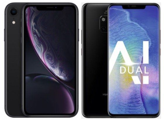 Huawei Mate 20 Pro oder iPhone XR nur 199,95€ mit Otelo Allnet Flat im Vodafone Netz mit 6GB LTE für 29,99€ mtl