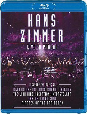 Hans Zimmer   Live In Prague als Blu ray für 6,99€ (statt 11€)