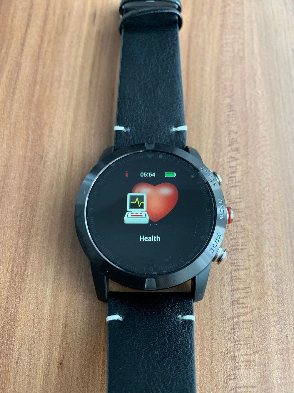 Test der DT NO.I S10 Smartwatch