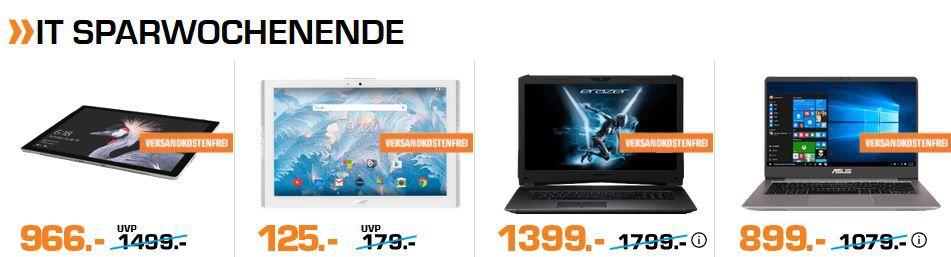Top! Saturn Weekend Sale: günstige TVs, eMobile, reichlich PC´s und Putzteufel