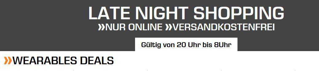 Saturn Wearables Late Night: günstige Sporttracker   z.B WITHINGS Steel HR Sport für 138,75€ (statt 188€)