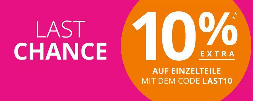 🔥 Peek & Cloppenburg* 10% Extra Rabatt auf Einzelteile & kostenloser VSK   Coole Angebote
