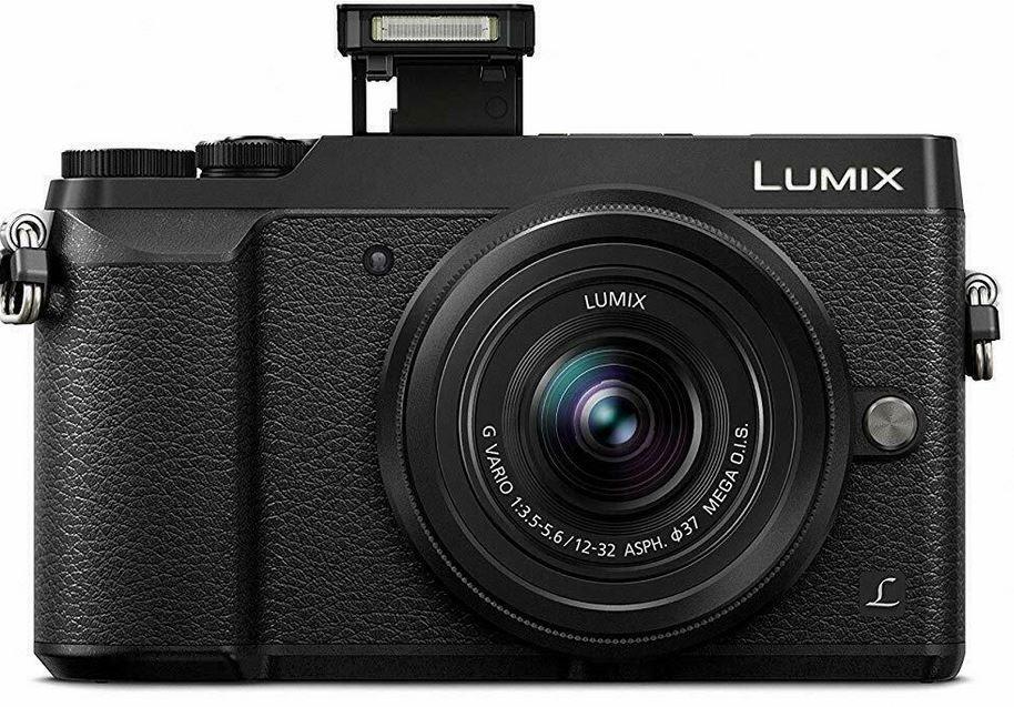 Panasonic Lumix G DMC GX80KEGK Systemkamera Kit m. Objektiv 12 32mm + Zubehör ab 378,95€ (statt 463€)   Card Aktion