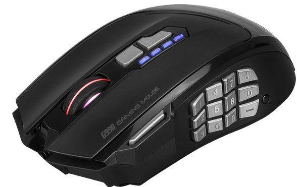 Programmierbare RGB Gaming Maus Marvo G990 für 47,99€ inkl. Versand (statt 70€)