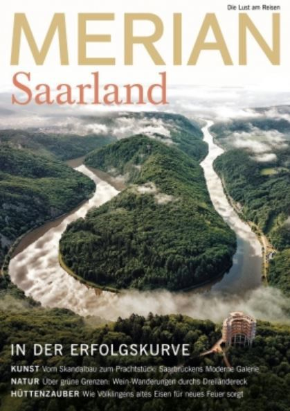 4 Ausgaben Merian Reise Magazin für 24,30€ + Prämie: 17,50€ Verrechnungsscheck
