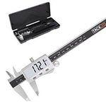 Messschieber Tacklife DC02 Digital 150mm aus Edelstahl für 13,99€ bei Prime inkl. Versand (statt 21€)