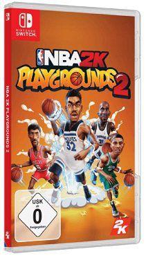 NBA 2K Playgrounds 2 für Nintendo Switch und PlayStation 4 für 14€ (statt 26€)