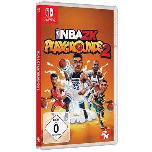 NBA 2K Playgrounds 2 für PS4 oder Nintendo Switch für 9€ (statt 15€)