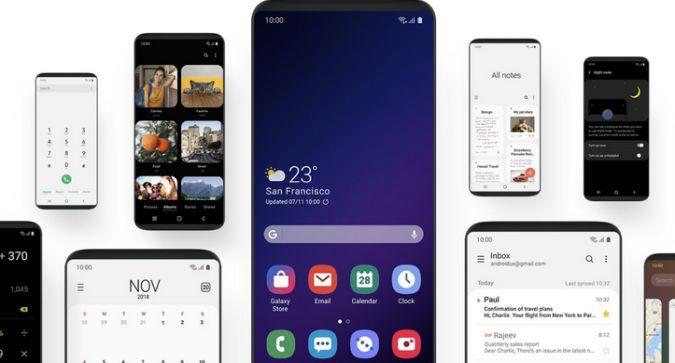 Samsung verteilt Update auf Android 9 Pie für Galaxy S8 und S8+ Modelle