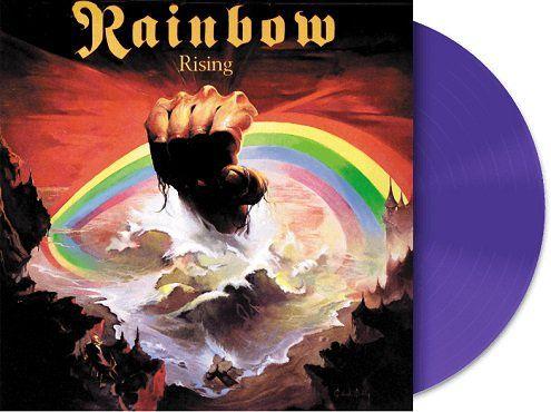 Rainbow   Rising (Purple Vinyl) für 14,99€ (statt 22€)