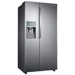 Samsung RS5FK6608SL/EG Side-by-Side-Kühlschrank (575 Liter Nutzinhalt, Total No Frost+) für 1.099€ (statt 1.222€)
