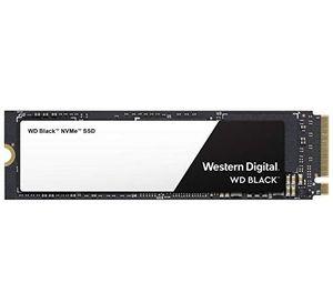 WD Black High Performance NVMe SSD M.2 PCIe 250GB für 58€ (statt 71€)