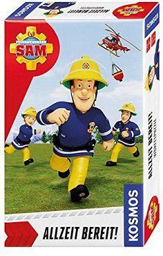 KOSMOS 711337 Feuerwehrmann Sam   Allzeit bereit! für 5€ (statt 7€)