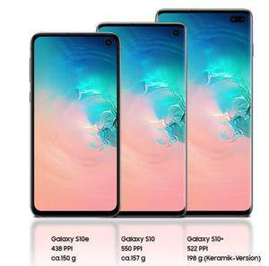 Samsung Galaxy S10 Reihe offiziell vorgestellt
