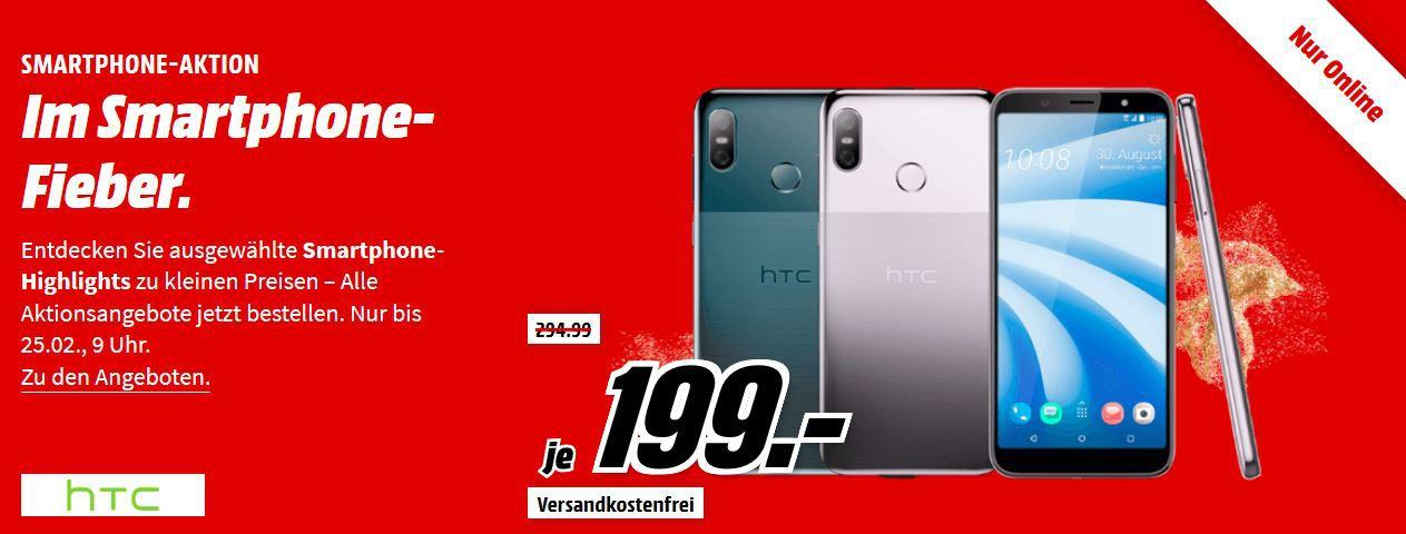 Media Markt Smartphone Fieber: z.B. RAZER Phone 2 64 GB für 649€ (statt 773€)