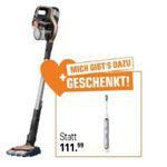 Philips Akku-Staubsauger mit Turbodüse + Philips HX9111 Sonicare FlexCare Platinum für 399€ (statt 466€)