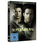 Supernatural – Die komplette elfte Staffel (6 DVDs) für 14€ (statt 18€)