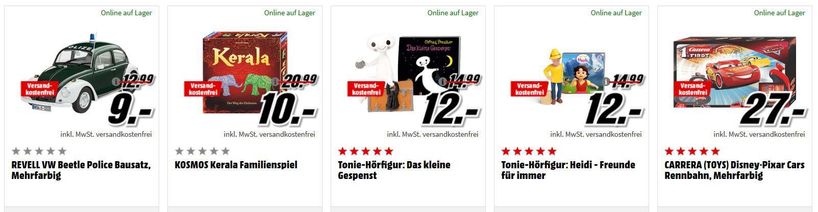 Hyrican CyberGamer 5713 PC für 699€ (statt 806€) uvm. im Media Markt Dienstag Sale