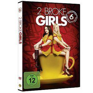 2 Broke Girls   Staffel 6 auf DVD für 14€ (statt 17€)