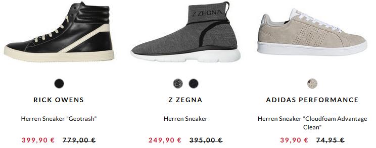 TIPP! 10% auf Marken Sneaker bei engelhorn + weitere 5€ dank Gutschein + VSK frei ab 60€