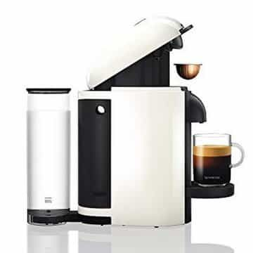 🔥 Krups Nespresso Vertuo Plus in Weiss für 56,86€ (statt 109€)