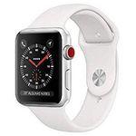 Apple 🍏 Watch Series 3 42mm Weiss mit LTE Modul für 315,24€ (statt 399€)