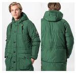 Jack & Jones Herren Steppmantel Jorfortune Parka Jacket für 42,42€ (statt 63€)