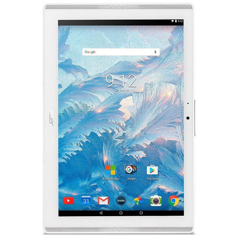 ACER Iconia One 10 (B3 A40), Tablet mit 10.1 Zoll, 32 GB, 2 GB RAM für 99€ (statt 139€)