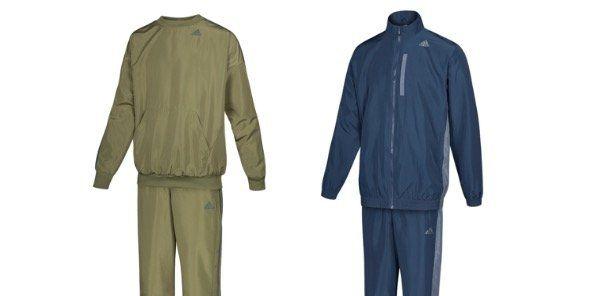 adidas ClimaLite Herren Trainingsanzug AY3000 für 19,10€ (statt 34€)