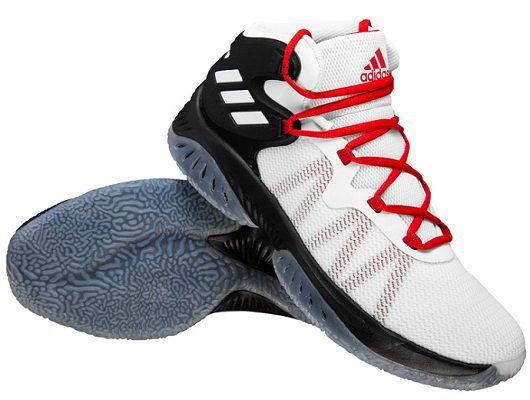 adidas Explosive Bounce Herren Basketballschuhe für 23,94€ (statt 61€)
