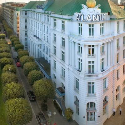5* Hotel Atlantic Kempinski Hamburg für 2 Personen inkl. Frühstück, Wifi, Sauna & Fitness nur 190€ (statt 340€)