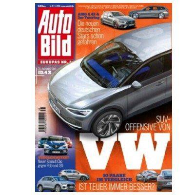 Jahresabo Auto Bild für 127,50€ + 110€ Amazon Gutschein