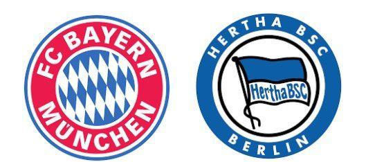 DFB Pokal Achtelfinale Hertha BSC Berlin gegen FC Bayern München gratis im Livestream