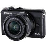 CANON EOS M100 Kit Systemkamera ab 277€ (statt 359€) + 50€ Saturn Gutschein