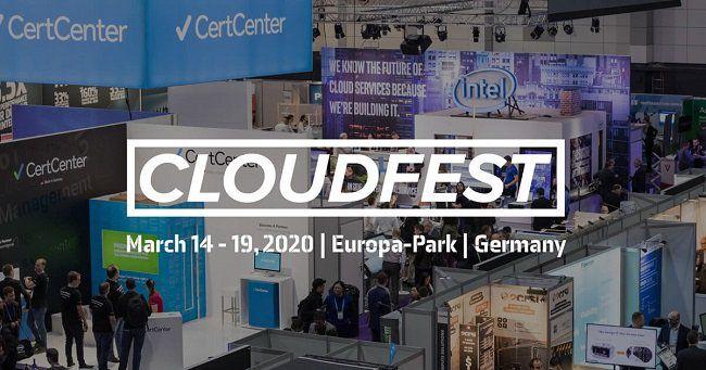 Vorbei! Cloudfest 2020: Kostenloser Eintritt inkl. Catering in den Europapark