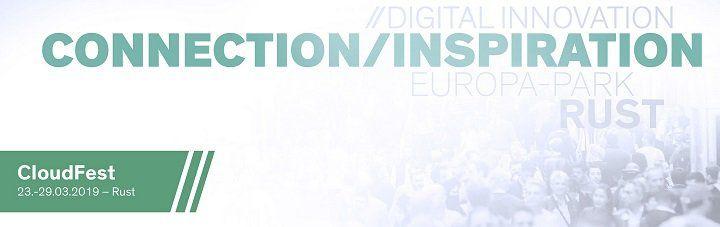 Cloudfest 2019: Kostenloser Eintritt inkl. Catering in den Europapark
