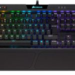 Corsair K70 RGB MK.2 MX Rapidfire mech. Tastatur für 139€ (statt 177€)